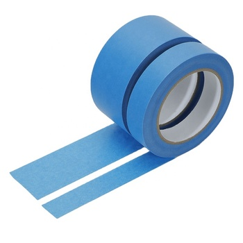 High Temperature Automotive Blue Print Washi Masking Tape 3 inch