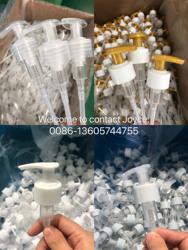 Насос для лосьона 24 410 28 410, пластиковый насос для жидкого мыла и лосьона, белый насос для лосьона