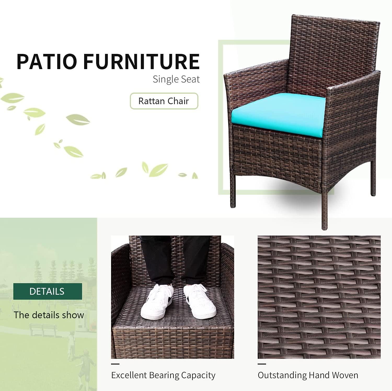 High Quality Cheap Outdoor Other Ratan Furniture Ratten Patio Couch Corner Rattan Wicker Garden Sofa Set