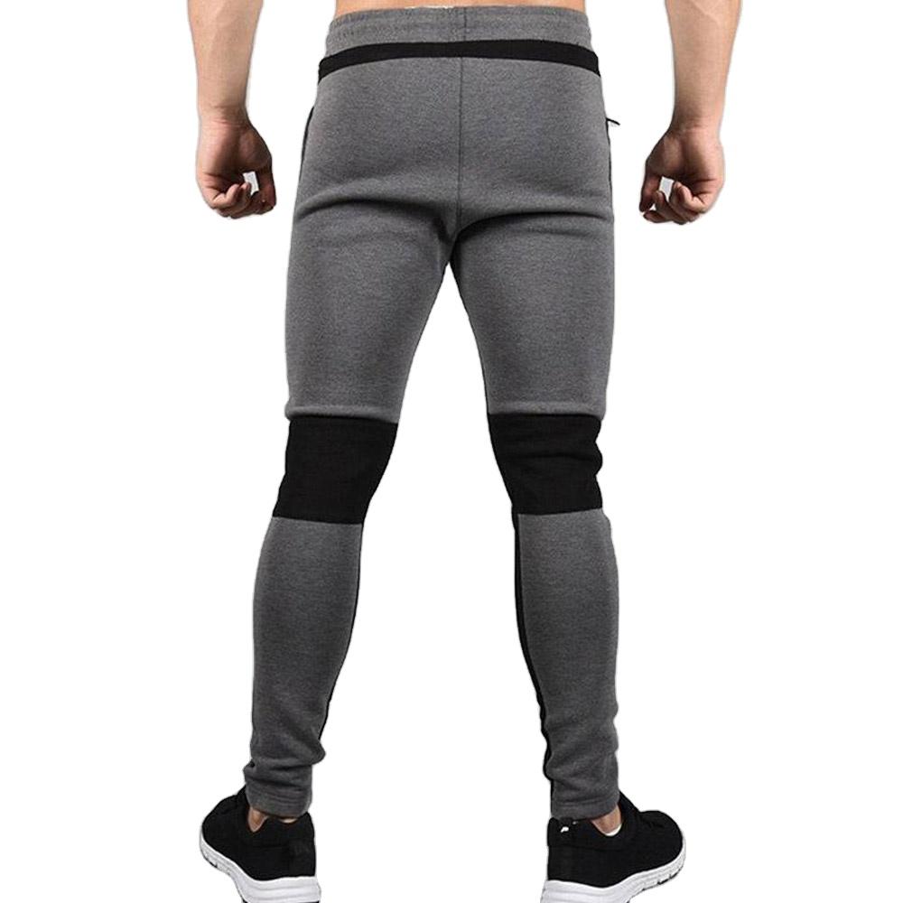 Metro Joggers Fitness Gym Color Block Sweatpants Custom High Quality Sports Pants