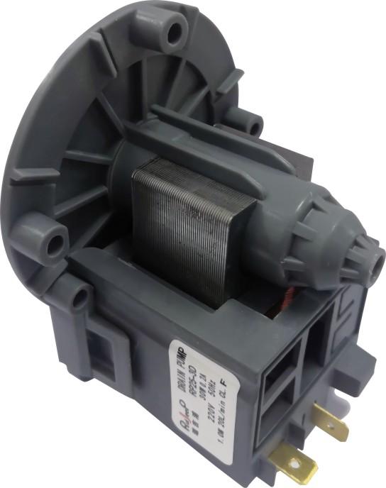 Двигатель дренажного насоса askoll Для запчастей стиральной машины