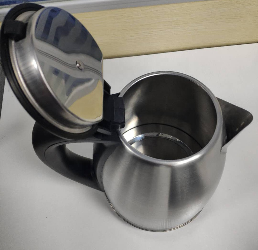 1.8L 220V Stainless Steel Electric Kettle Parts Instant Water Boiler for Home Appliance