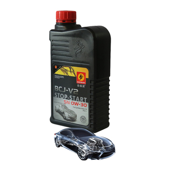 Best Factory Price Engine Oil SAE 0W30 Motor Oil API SN Car Lubricating Oil