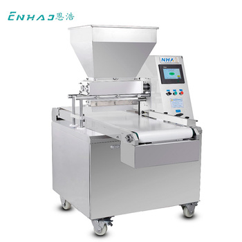China multi-functional automatic factory price cookies/biscuit/cake making machine cookies depositor cake batter depositor