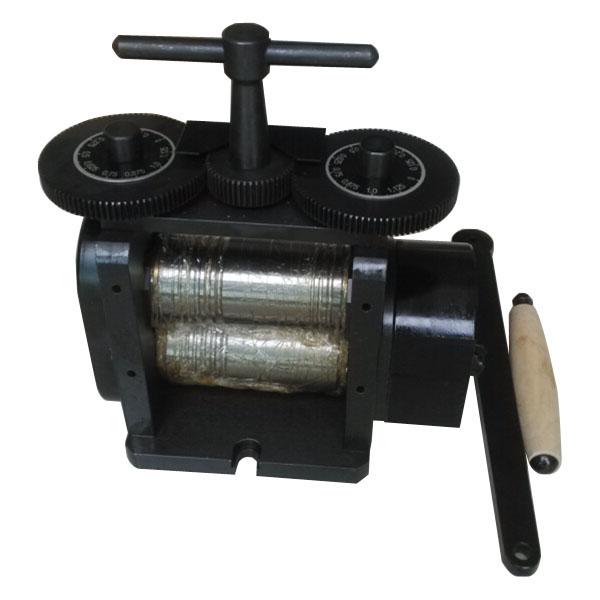 Kombination Walzwerk Maschine 110mm Langlebig Juweliere Schmuckherstellung