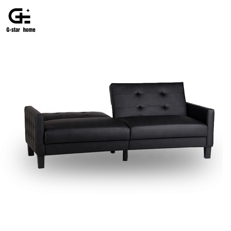Black Leather Folding Sofa Bunk Bed Sofa Furniture Factory Price Sofa Bed Foldable Bed Buy Black Leather Sofa Folding Sofa Bunk Bed Sofa Bed Foldable Product On Alibaba Com