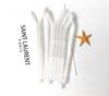 Elbow transparent straw
