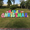 "Merry Christmas- 15.7"""