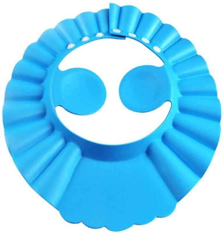 Нетоксичная шапочка для детского душа из вспененного этилвинилацетата, детская шапочка для купания