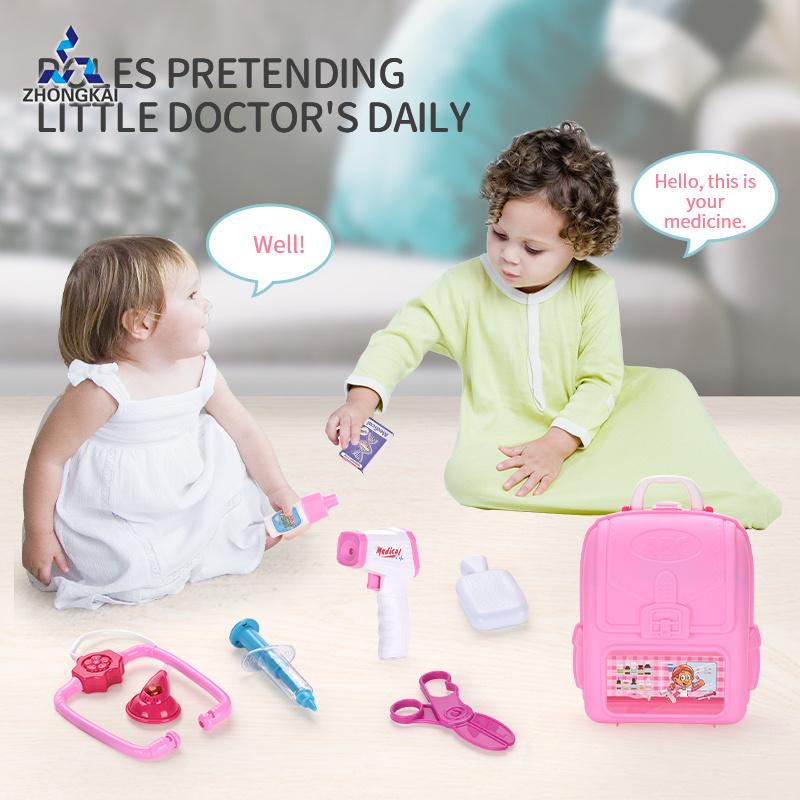 Лидер продаж, большое разнообразие интерактивных имитаций для детей, имитация игры, медицинский инструмент, набор игрушек