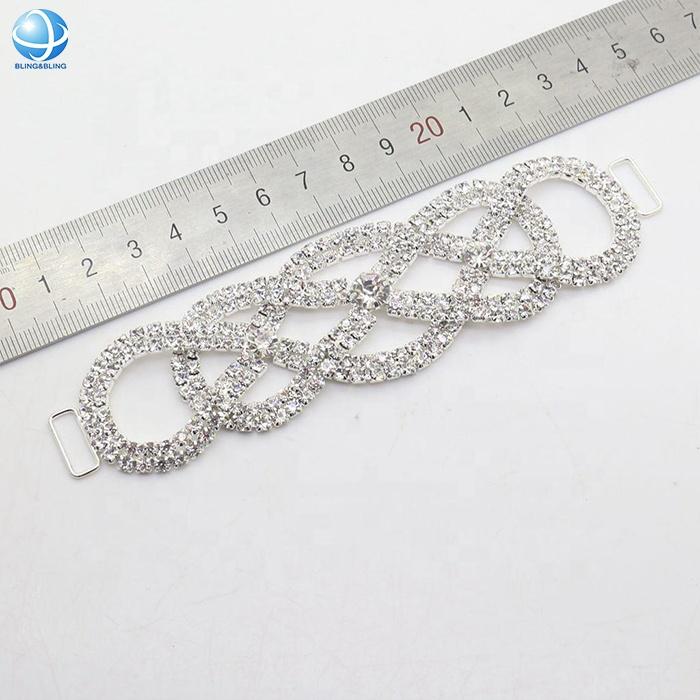Wholesale simple sexy rhinestone chain for bikini underwear swimwear