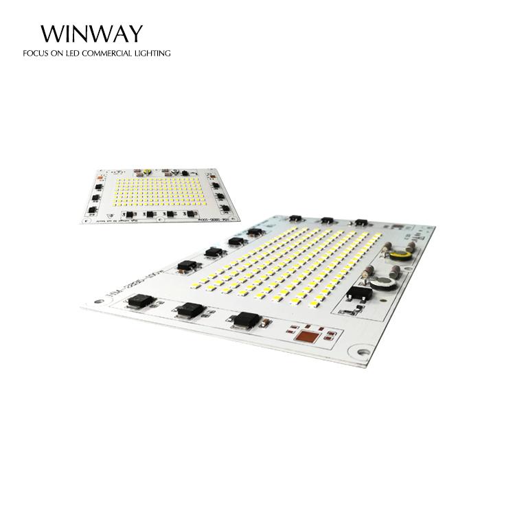 high lumens high quality ac 100w smd Chip 220V  No need driver floor light lamp For DIY LED Floodlight Spotlight