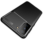 Carbon Fiber Case for Samsung Galaxy S21 5G Slim Protective Phone Cover