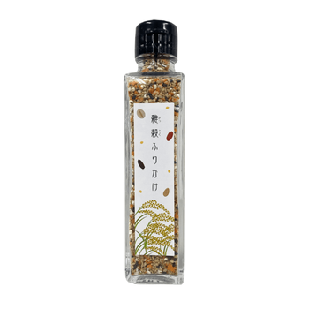 "Japanese food edible sprinkles condiment ""Furikake"" for rice"