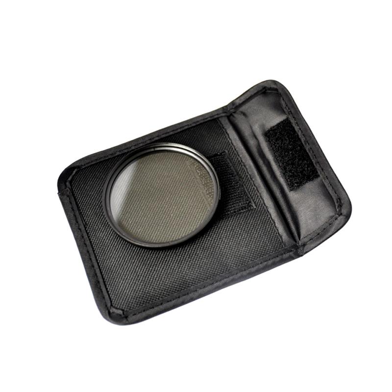 Чехол для фильтра объектива цифровой камеры Zomei, нейлоновая сумка с одним карманом/двумя карманами
