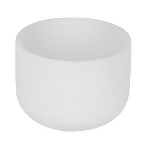 High Quality Yoga Meditation Sound Healing Frosted Singing Bowl Quartz Crystal Singing Bowl 8