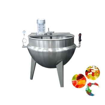 2020 Fully automatic lollipop making machine in China