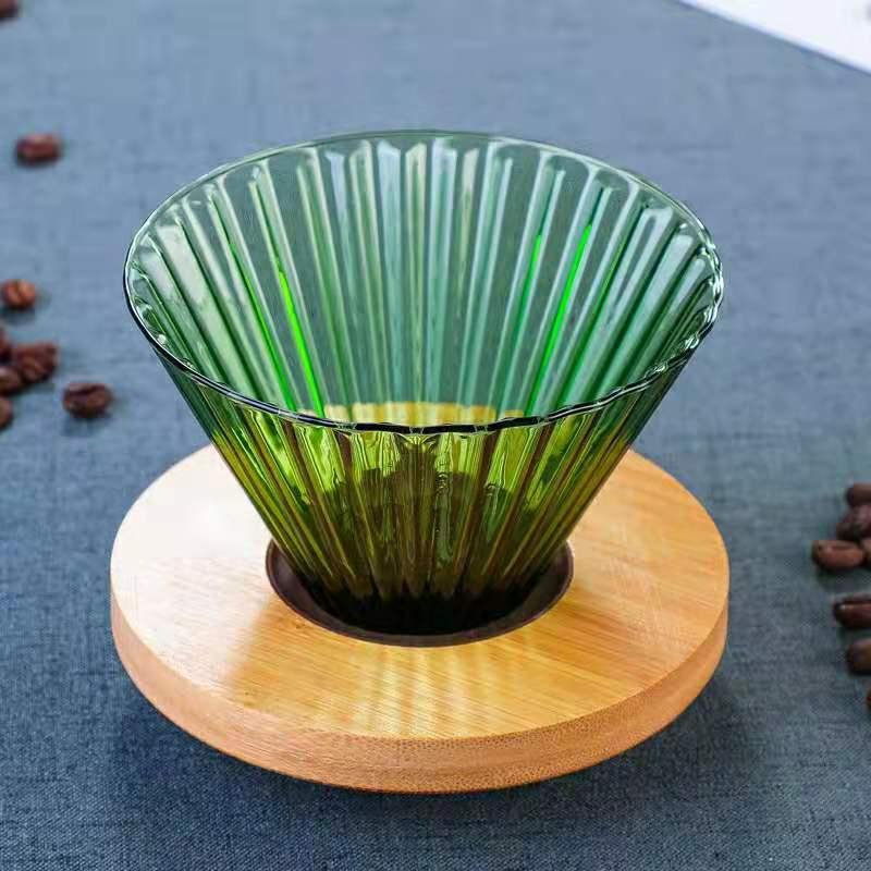 YRP v60 фильтр для кофе бариста инструменты для холодного заваривания кофейник кухонные аксессуары капельница многоразовый набор портафильт...(Китай)