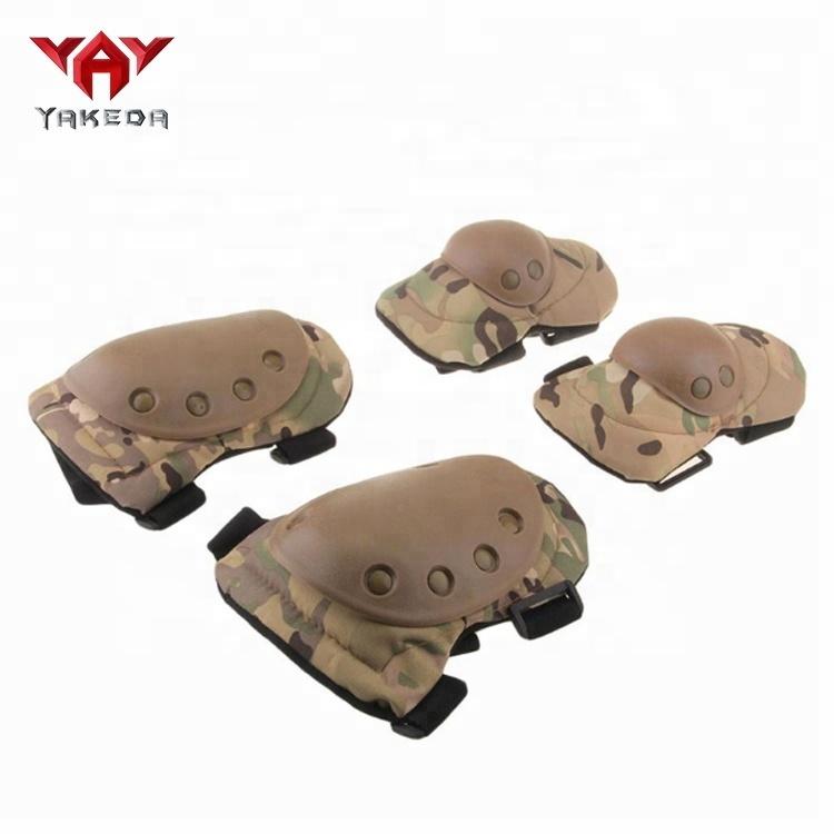 Заводская Военная Тактическая защита локтя YAKEDA, фитинг для локтя, уличные наколенники