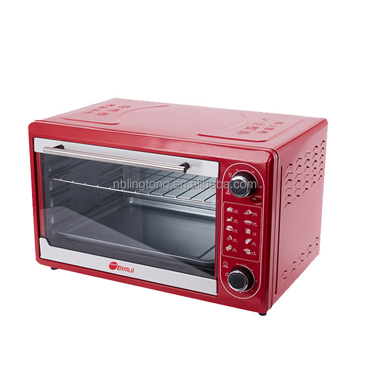 New Arrival 48L Big Capacity Household Oven High Effiency Backery Oven Commercial Pizza Oven