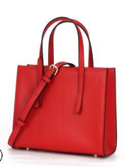 Брендовая женская сумка-мешок из натуральной кожи, стильная повседневная сумка с карманами, сумка через плечо, Большая вместительная сумоч...(Китай)