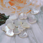 Mother Of Pearl Mother Of Pearl Shell Heart Shape Loose Shell Beads Jewelry