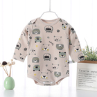 Organic Baby Clothes Popular 1 Year Old Girl Newborn 100% Organic Cotton Baby Clothes