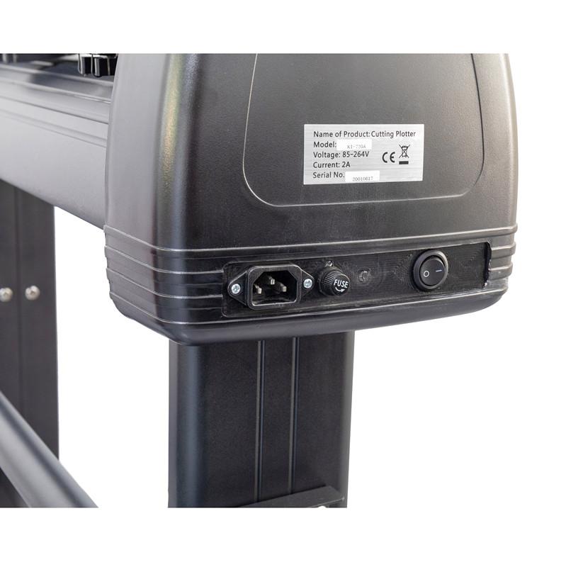 E-Cut шаговый двигатель режущий плоттер машина виниловый резак