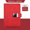 Red Digital Lock