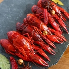 Lobster Cooked Frozen Spicy Crayfish 750g * 8 Bags / Box Heating Instant Specialty Seasoning Crayfish Ingredients Wholesale