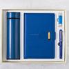 Blue-vacuum flask