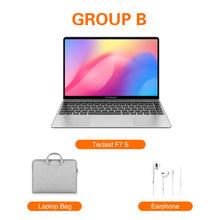 Ноутбуки Teclast F7S 14,1 дюймов ноутбук 8 Гб RAM 128 ГБ eMMC Windows 10 OS двухдиапазонный WiFi Bluetooth(Китай)