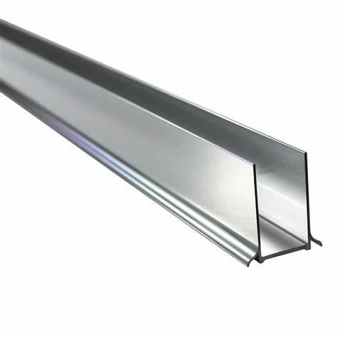 Высококачественная зеркальная полировка, анодированная для душевой кабины, профиля душевой кабины, мебельных профилей, онлайн-Настройка
