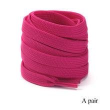 1 Пара толстых плоских шнурков для женщин и мужчин, кроссовки для баскетбола, кружевные повседневные атлетические защитные шнурки для бега, ...(Китай)