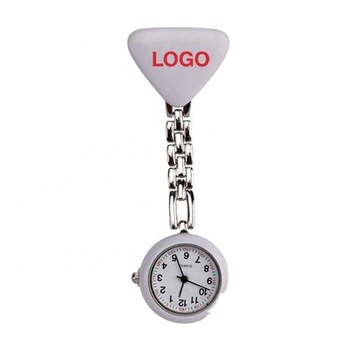 Waterproof nurse fob watch clip on watches for nurse