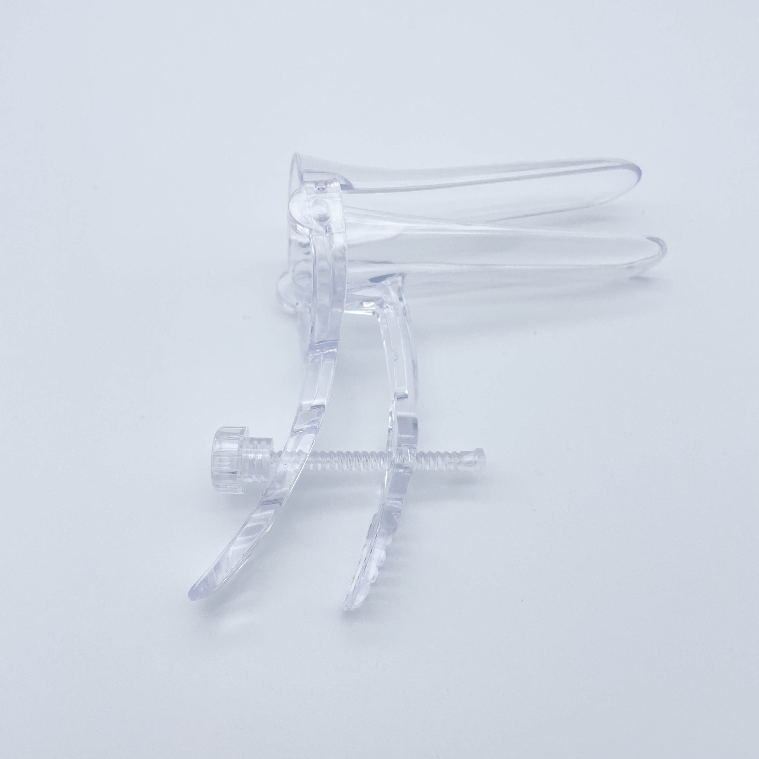 Lighe source disposable ps middle stick sterile plastic vaginal speculum germany gynecological examination