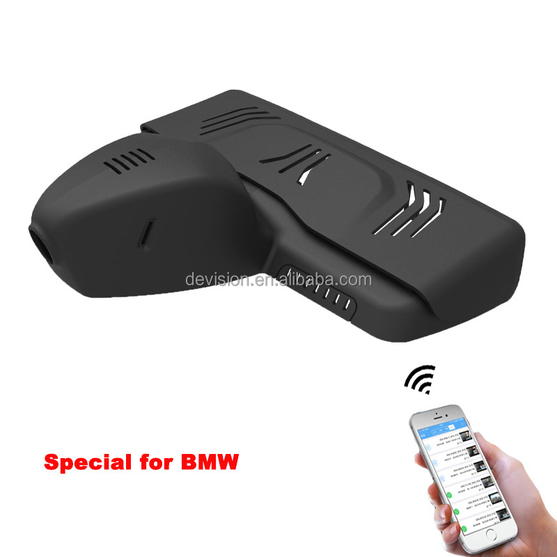 Car Dvr Camera1080p Fhd Lensdashboard Car Recorder With Motion Detection Gps Function With App Platform
