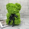Зеленый 25 см без коробки