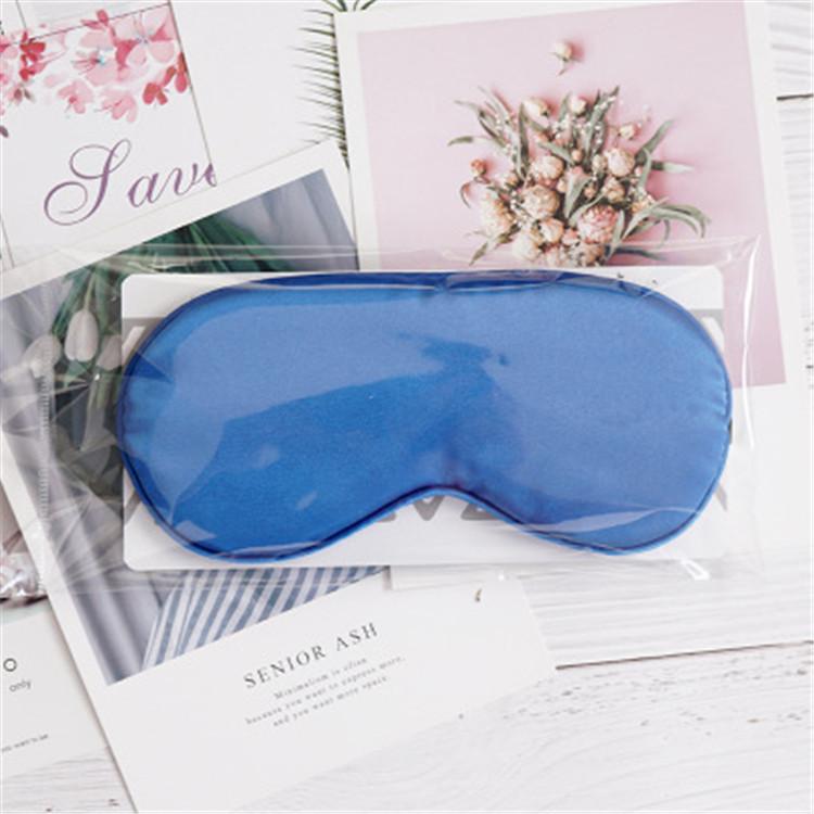 2019 Comfortable Silk Eyemask Sleep Eye Mask Fashion Health Care