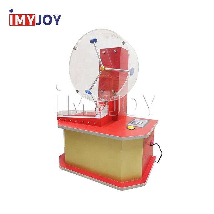 Good quantity automatic bingo machine lottery machine blowing ball drawing machine