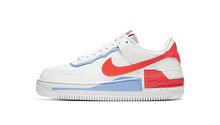 Новинка Nike Air Force 1 Shadow низкая женская обувь для скейтбординга оригинальные удобные спортивные кроссовки CW2630-141()