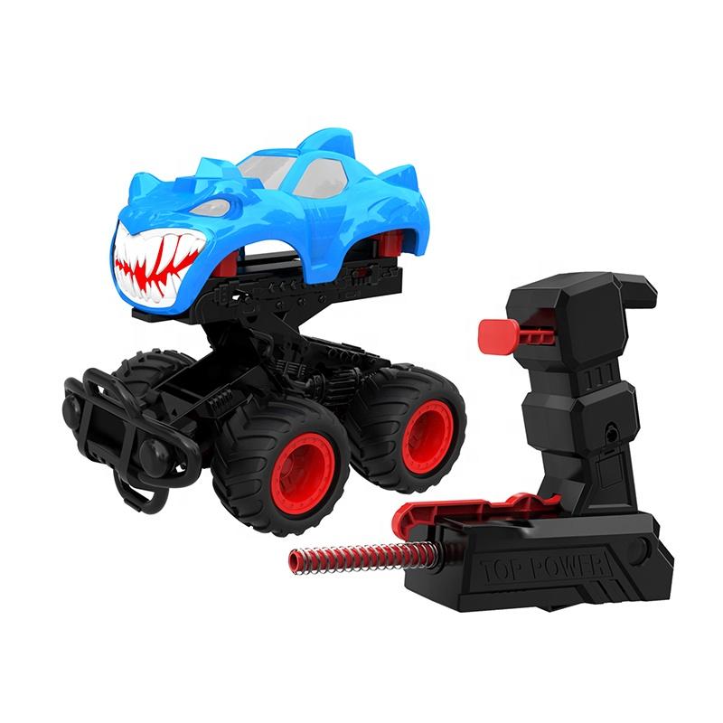 Новинка, стильная электрическая игрушка-катапульта с музыкой