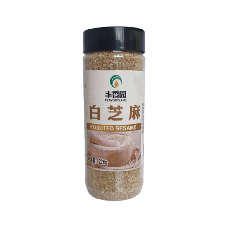 First Class Natural Organic White Roasted Sesame Seed With Professional Processing Line