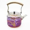 colorful teapot