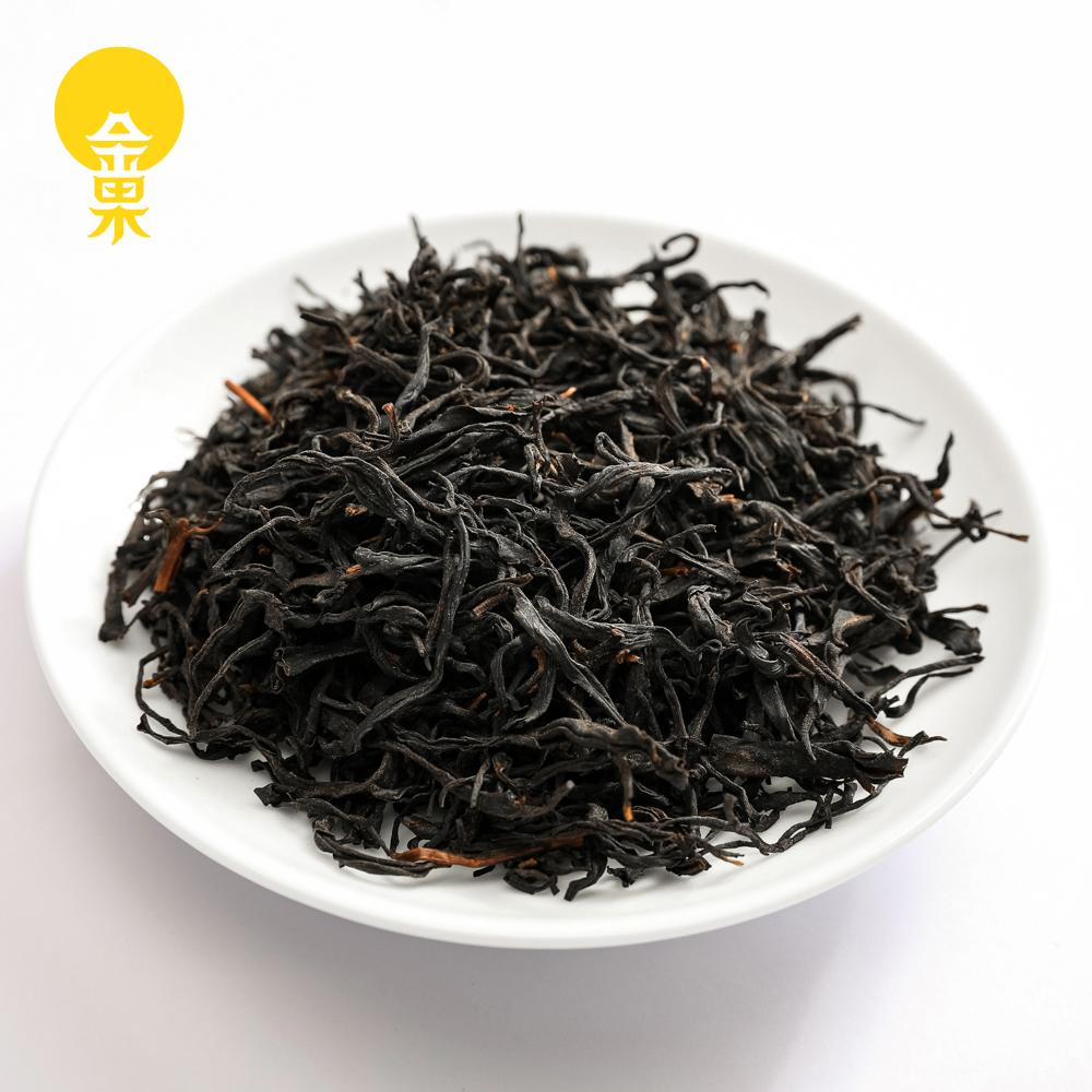 Private Label Organic ISO Loose Detox High Quality Loose Leaves Black Tea Golden Leaves Bud Tea - 4uTea | 4uTea.com