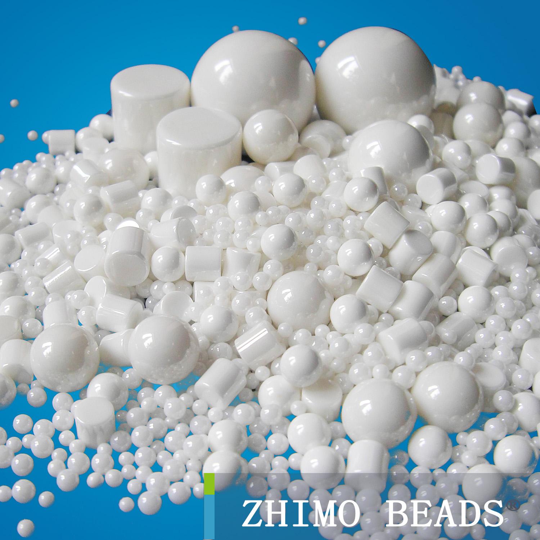 Zirconia beads for pesticide SC milling