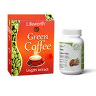 Capsule Capsules LIfeworth Magic Slim Green Coffee Bean Weight Loss Capsule