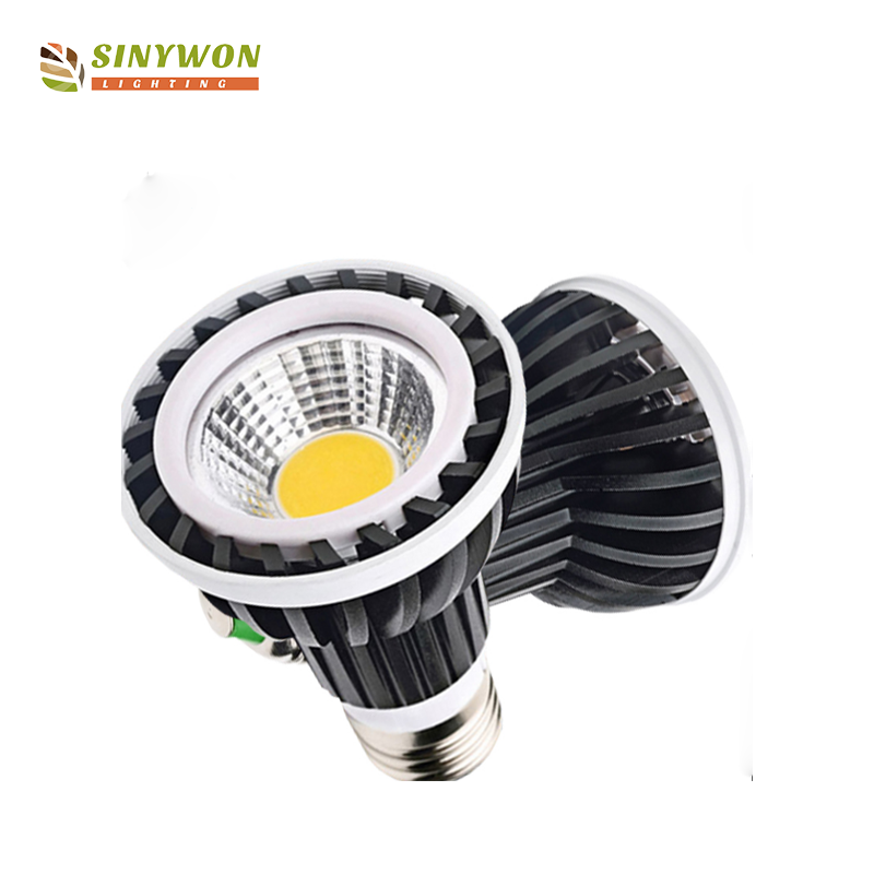 Factory Sale LED spot spotlight PAR20 Bulbs COB Led Par Light