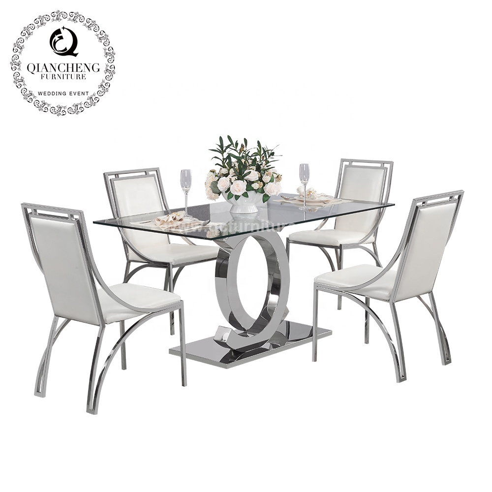 french style dinning room furniture sets glass dining tables and chairs