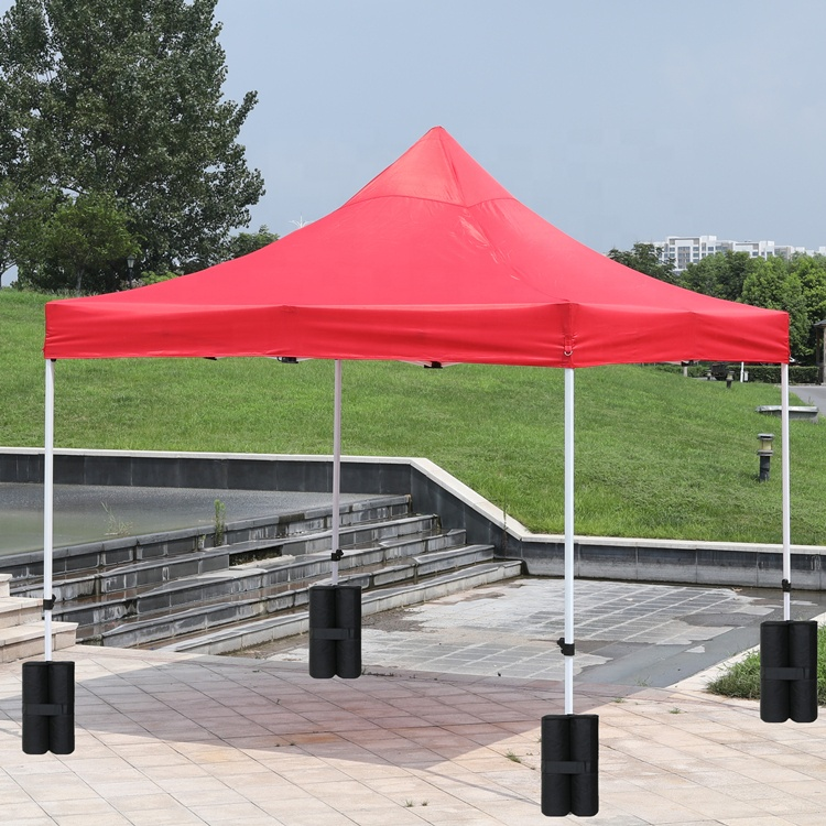 Ez Set Up 10x10 10x20 Folding Canopy Tents with sand bag